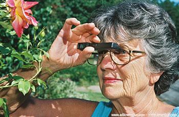 משקפיים טלסקופיים